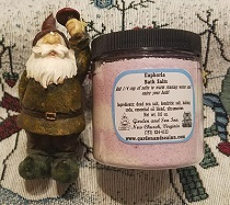 Euphoria Spa Bath Salt - GSI Gift Shop