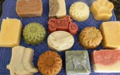 Garden and Sea Inn Handcrafted Soap
