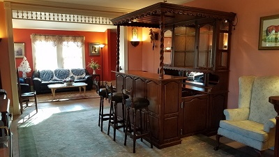 Garden House Bar Parlor